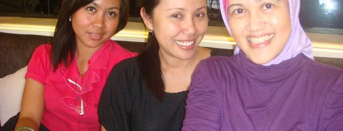 Kafe Betawi is one of Bali Indonesia.