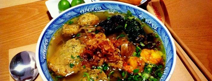 An Biên - Bánh Đa Cua Hải Phòng is one of Tempat yang Disimpan Irena.