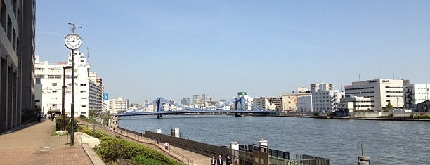 Sumida River Terrace is one of 箱崎、あるいは日本橋〇〇町.