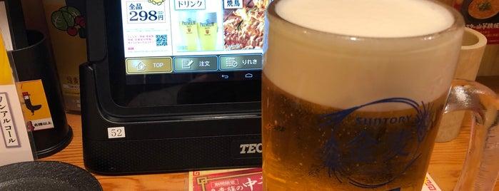 Torikizoku is one of Lugares favoritos de 高井.