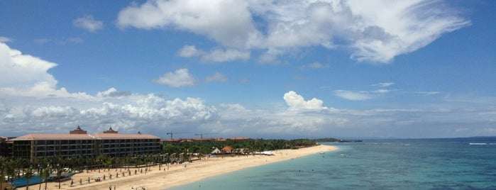 Pantai Geger is one of Bali's Beach Getaway.