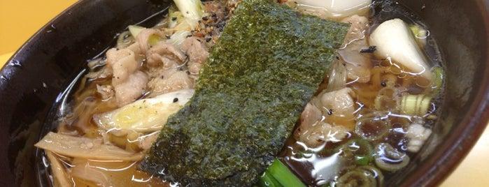 手もみラーメン 十八番 is one of Ebi: сохраненные места.