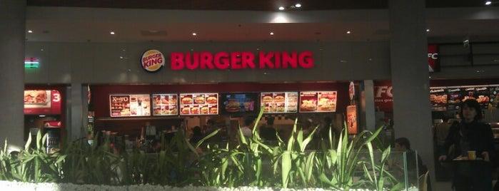 Burger King is one of Lugares favoritos de Adam.