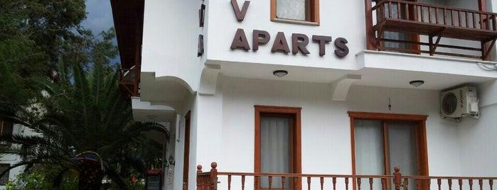 Nova Apart is one of สถานที่ที่ Mug ถูกใจ.