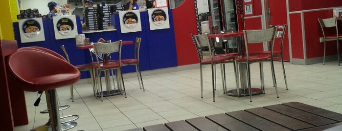 Domino's Pizza is one of Orte, die Bahar gefallen.