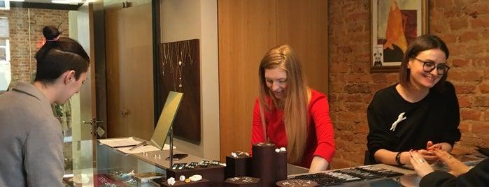 Daphne Jewellery is one of Fedor: сохраненные места.