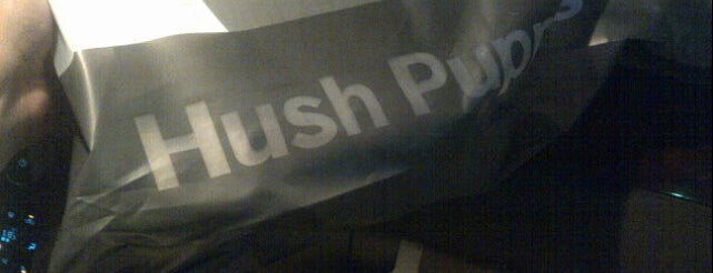 Hush Puppies is one of Where, When & Who List-1!.