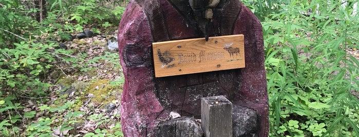 Eklutna Historical Park is one of Locais curtidos por Dennis.