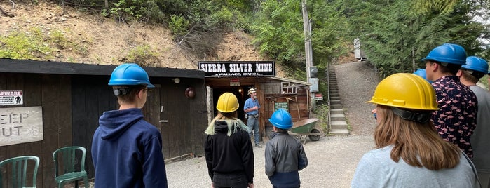 Sierra Silver Mine is one of Best Places to Check out in United States Pt 2.
