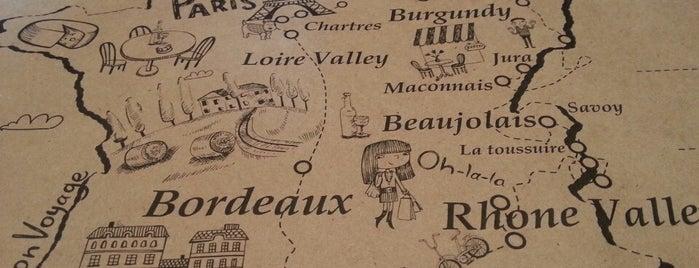 Le Tour de Vin is one of IWTE4.