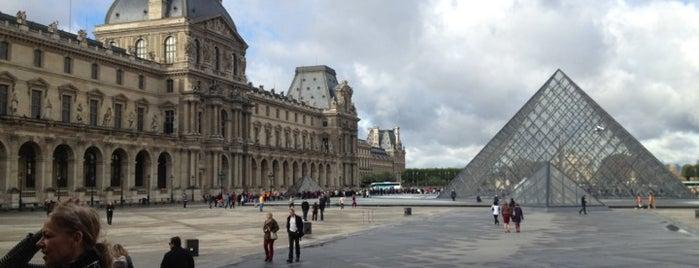 Louvre des Antiquaires is one of Paris.