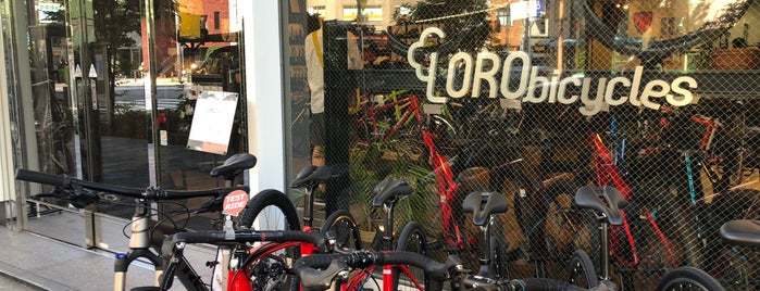 LORO bicycles is one of Bici.