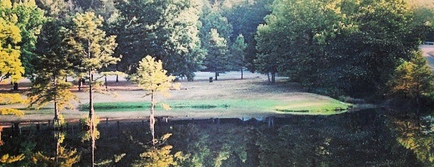 Beavers Bend State Park is one of CBS Sunday Morning 2.