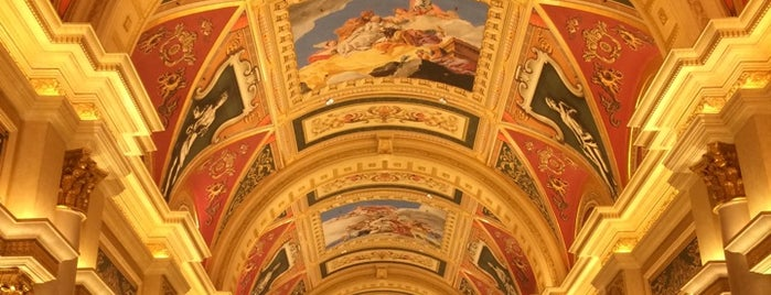 The Venetian Macao is one of My Hong Kong Holiday.