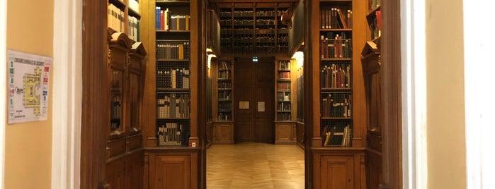 Bibliothèque-musée de l'Opéra (BMO) is one of Paris December list.