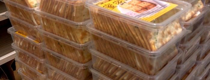 MiMi Cracker is one of Taiwan: Taipei.