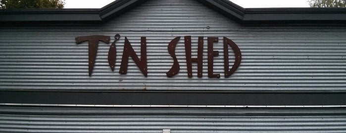 Tin Shed is one of PDX.