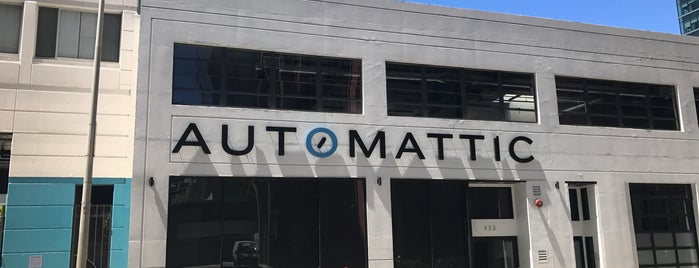 Automattic Lounge is one of Lugares favoritos de Kevin.