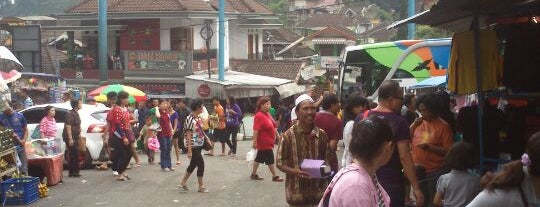 Songgoriti is one of Malang.