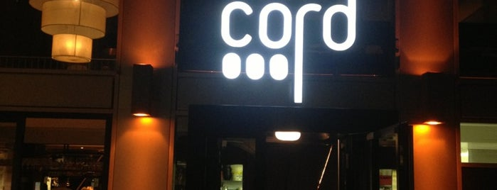 Cafe Cord is one of Clubs Munich.