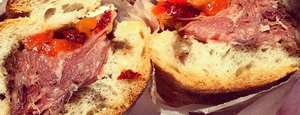 Zito's Sandwich Shoppe is one of Brooklyn Eats.