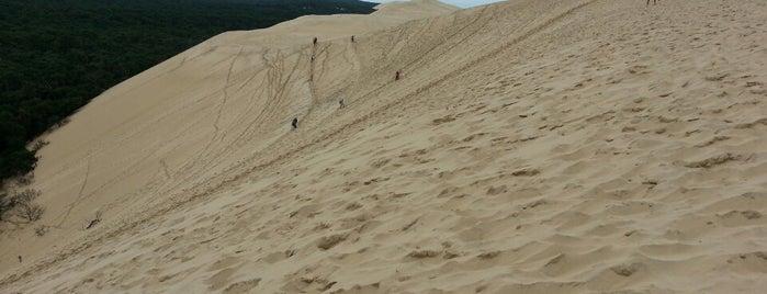 La Dune du Pilat is one of Bienvenue en France !.
