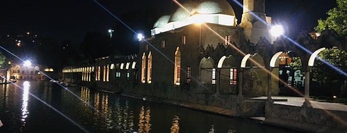 Balıklıgöl Dergah is one of Urfa.
