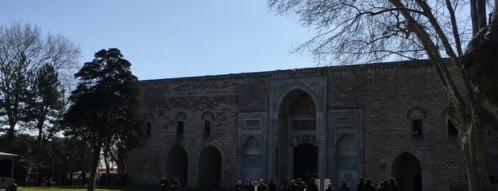 Topkapı Sarayı Bab-ı Hümayun Kapısı is one of สถานที่ที่ Alejandro ถูกใจ.