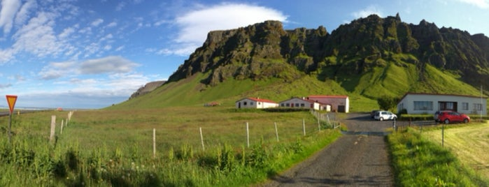 South Iceland Guesthouse is one of Locais curtidos por Anastasia.