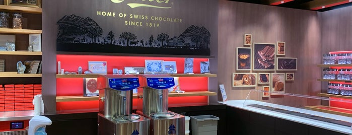 The Chocolate Centre of Excellence is one of Aptravelerさんのお気に入りスポット.