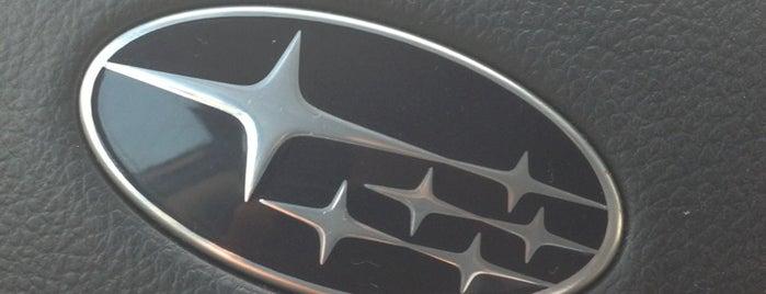 Subaru Motor is one of ГАИ.