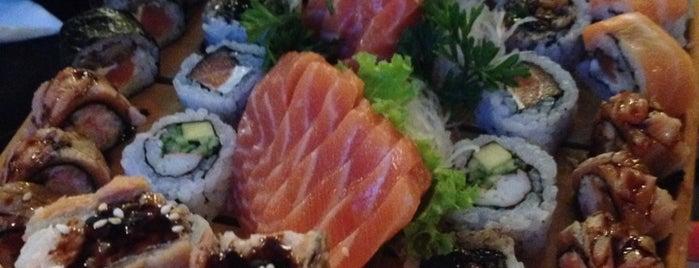 Joy Sushi is one of Carolさんの保存済みスポット.
