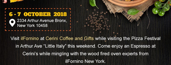 Cerini Coffee & Gifts is one of Posti salvati di Christopher.