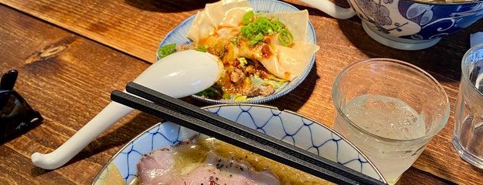 Kodawari Ramen (Tsukiji) is one of Paris 1.