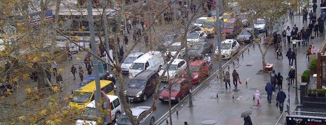 Şaşkınbakkal is one of İstanbul'un Semtleri.