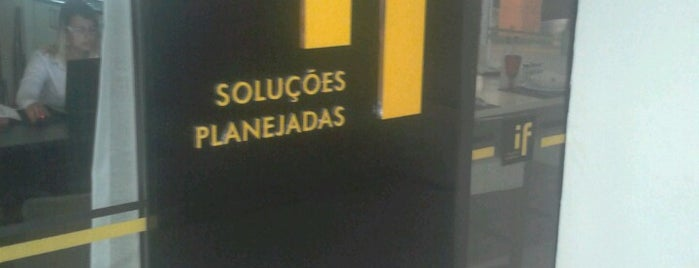 IF Soluções Planejadas is one of Lieux qui ont plu à Raquel.