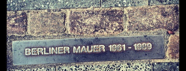Baudenkmal Berliner Mauer | Berlin Wall Monument is one of Berlin to-do list '2020.