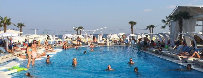 Ibiza Beach Club is one of TOP-20: Одеса.