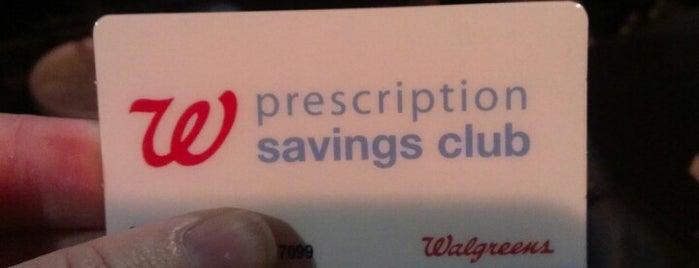 Walgreens is one of Tempat yang Disukai Morgan.