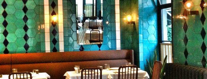 Karaköy Lokantası is one of İstanbul'da En İyi 50 Restoran.