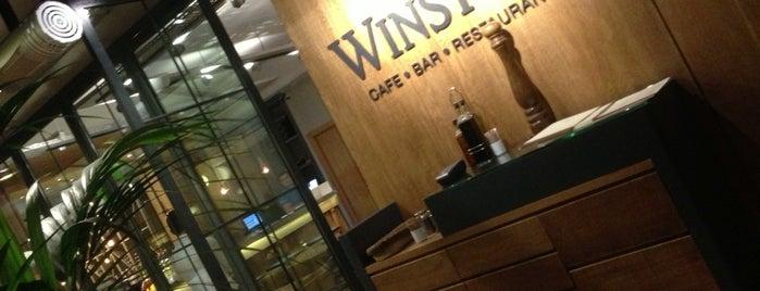 Sir Winston Café Bar Restaurant is one of Beyoğlu Cafeler.