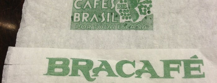 Bracafé is one of Deja vu.