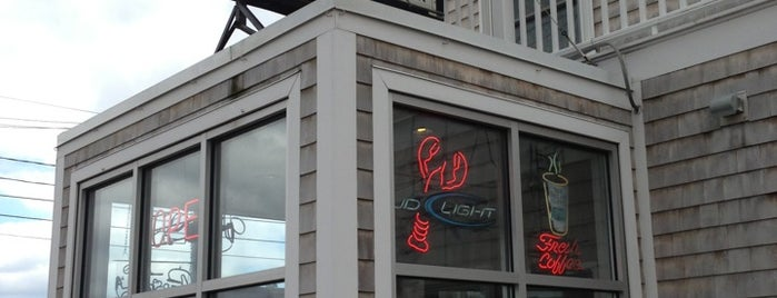 Becky's Diner is one of New England To-Do's.
