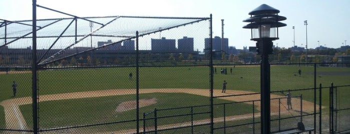 Heritage Field is one of Big Apple Venues.