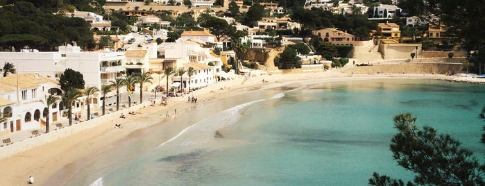 Platja El Portet is one of Dominic : понравившиеся места.