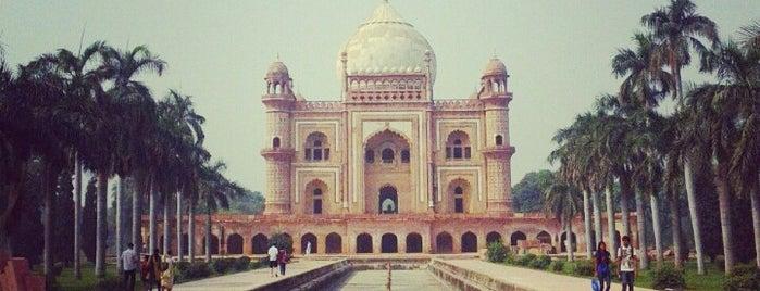 Safdarjung's Tomb   सफदरजंग का मकबरा is one of インド。🇮🇳.
