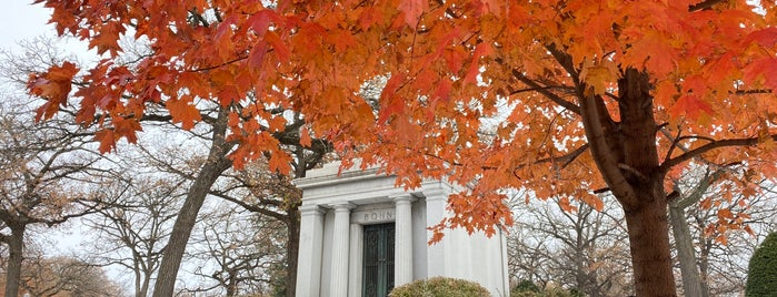 Oakland Cemetary is one of City Pages Best of Twin Cities: 2011.