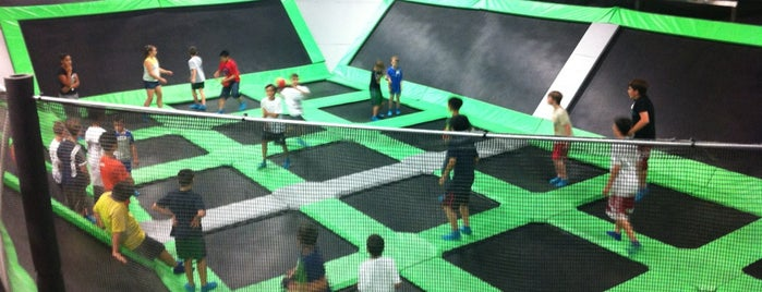Extreme Air Park - Trampoline Park is one of Van City.