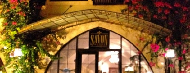 Savon Hotel Antakya is one of Lugares favoritos de Tamer.