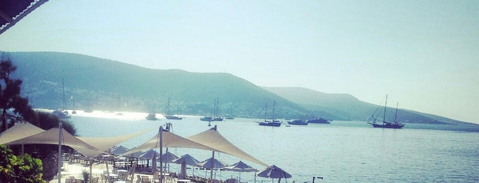 Mavi Otel Bodrum is one of Tanj' H. 님이 좋아한 장소.